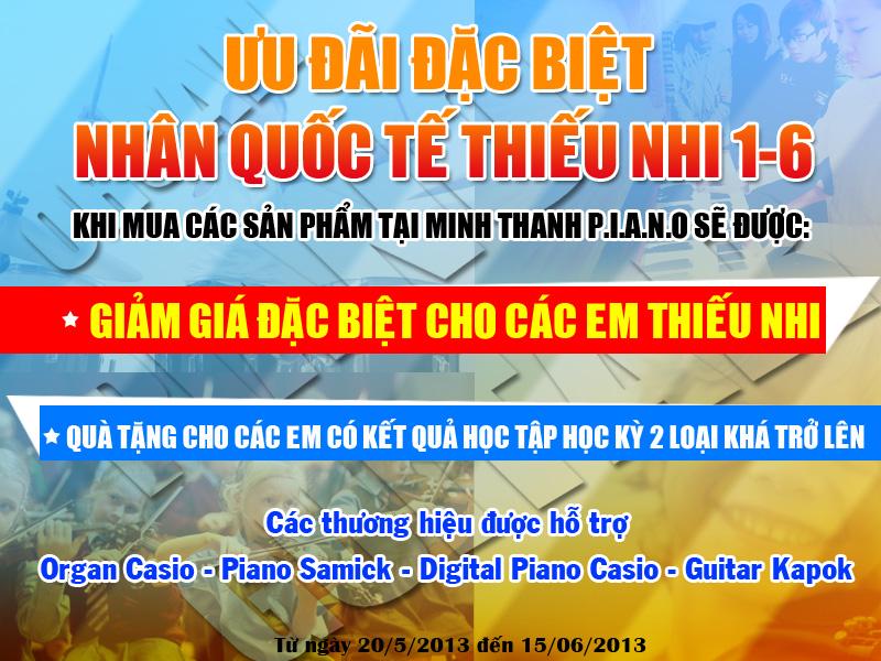 MINH THANH PIANO 1-6
