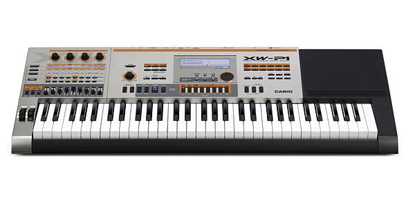 Dan Organ Casio XW P1