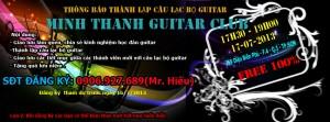 Câu lạc bộ guitar