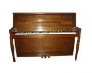 piano weber 1