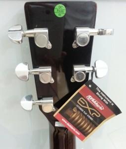 Bộ khóa đàn Guitar SDG 6PK/NL
