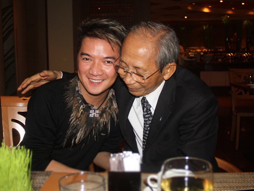 Tình cảm Mr Đàm - Nguyễn Ánh 9