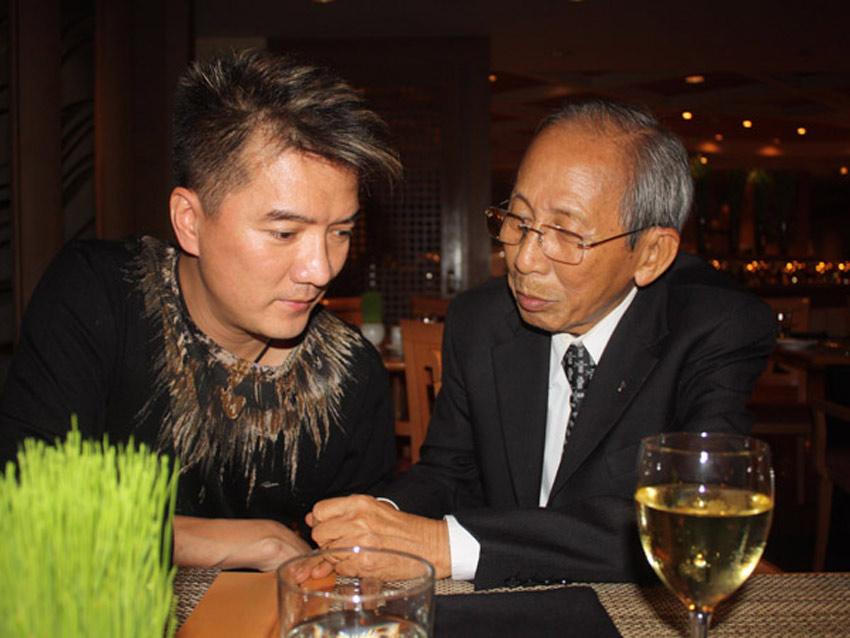 Mr Đàm trò chuyện cùng Nguyễn Ánh 9 - 2