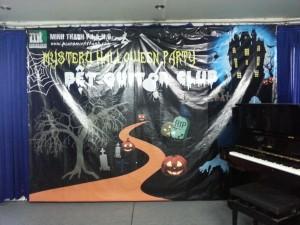 Phông nền của lễ hội