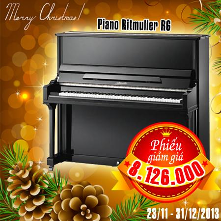 Piano Ritmuller R6