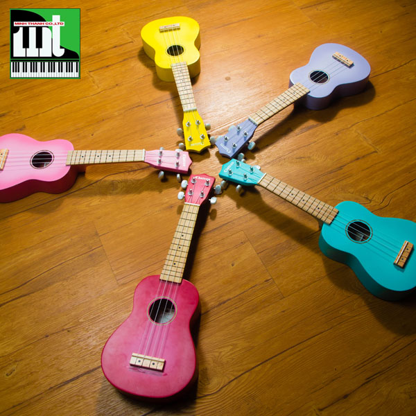 dan ukulele tre em