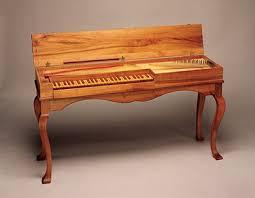 piano clavicorde