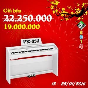 Casio PX850