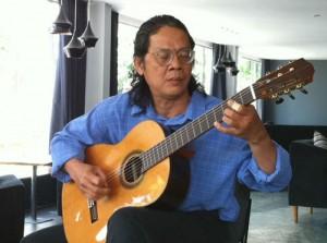 nghệ sĩ guitar nguyễn quang bình