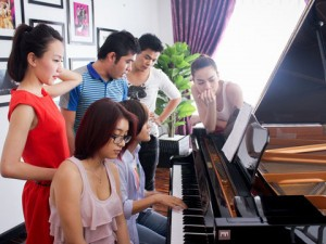 tập hát luyện âm tại nhà