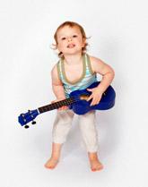 âm nhạc và trẻ em