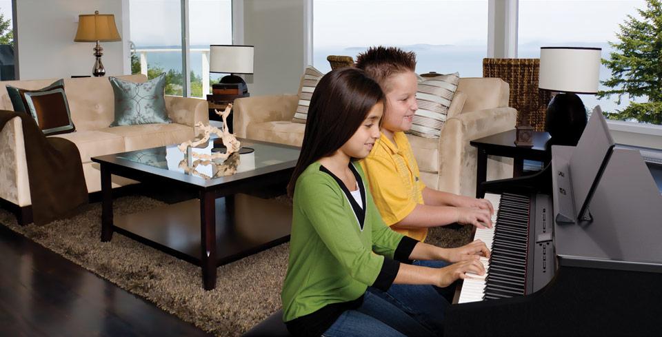 chon mua piano theo khong gian