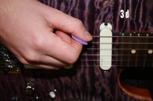 cách cầm pickup guitar