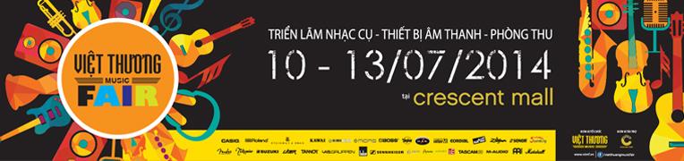 hoi cho trien lam viet thuong music fair 2014