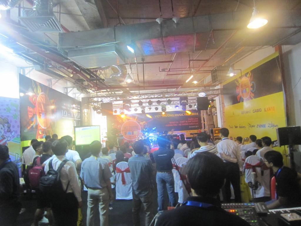 Viet Thuong music Fair 2014