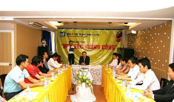 Hoi nghi khach hang tai Minh Thanh