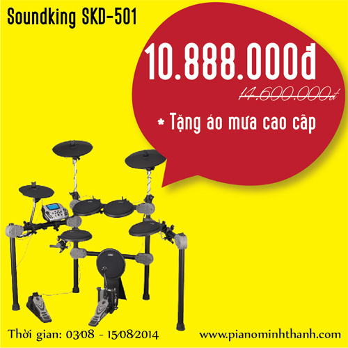 trong soundking skd501
