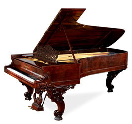 steinway wagner piano
