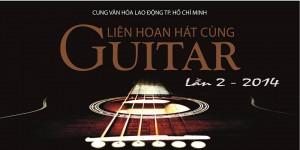 lien hoan hat cung guitar