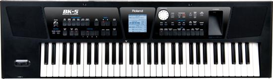 dan organ Roland BK5
