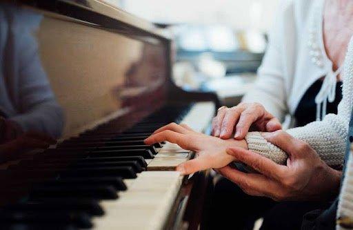 luyện ngón tự học piano