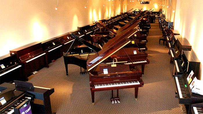 Giới thiệu chung về đàn piano