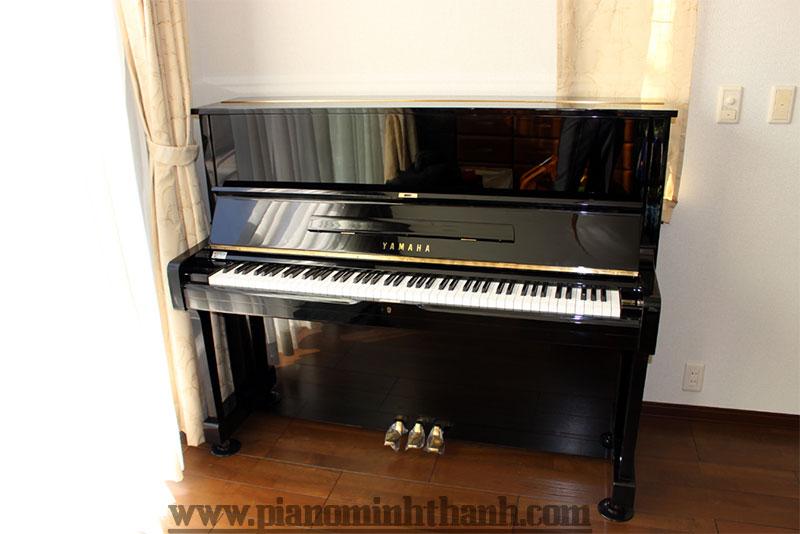 Đàn piano cũ Yamaha