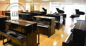 Mua đàn piano cũ giá rẻ
