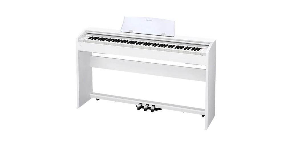 Piano Điện Casio PX-770 trắng