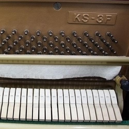 Kí hiệu Model bên trong đàn piano kawai ks3f