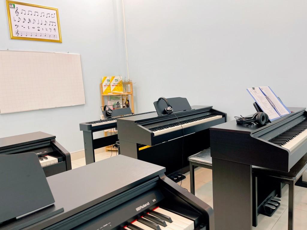 các lớp học đàn piano tại Bảo Lộc