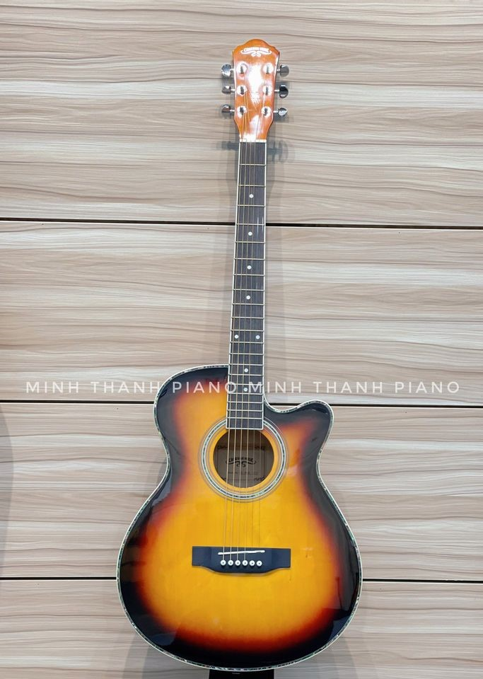 Đàn Guitar Caravan HS4020