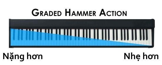 đàn piano điện PX-770