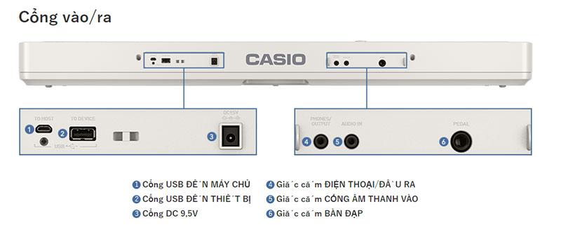 Dan Orang Casio Casiotone CT-S1 gia re